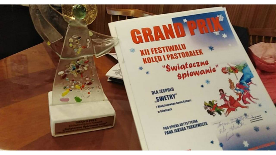 SWETRY zdobywcą Grand Prix