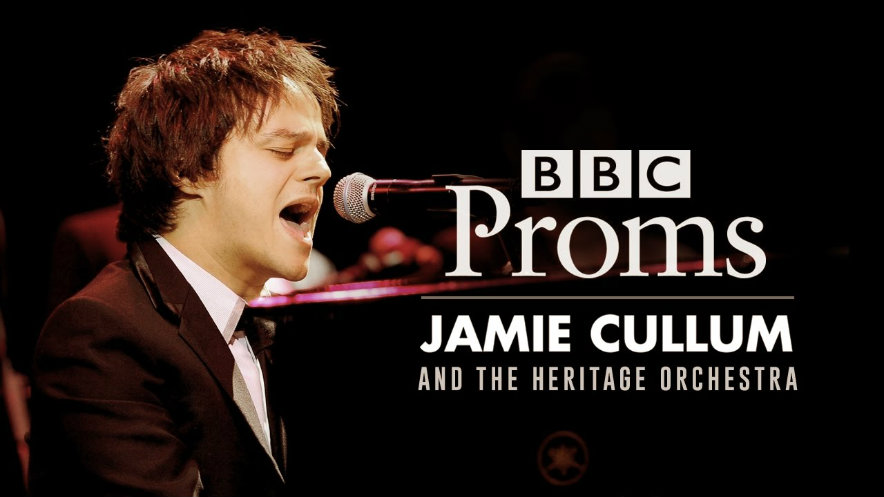 Jamie Cullum and the Heritage Orchestra